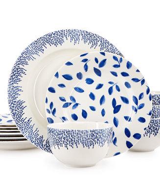 Martha Stewart Collection Stockholm Dinnerware Collection