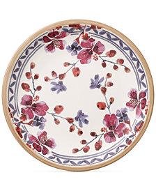 Villeroy & Boch Artesano Provencal Lavender Collection Porcelain Bread & Butter Plate