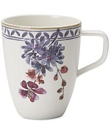 Artesano Provencal Lavender Collection Porcelain Mug