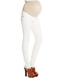 Jessica Simpson Maternity Skinny Jeans, White Wash