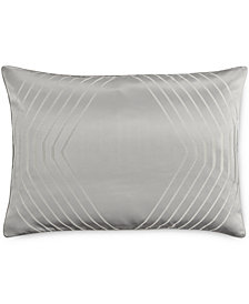 Hotel Collection Keystone King Sham, Created for Macy's