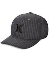 newest 00bc8 3ddd9 Hurley Men s Black Suits Hat