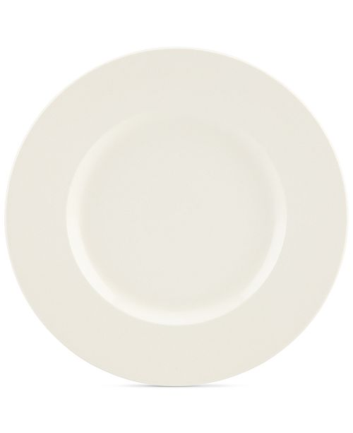 kate spade new york Larabee Dot Cream Collection Stoneware Accent Plate