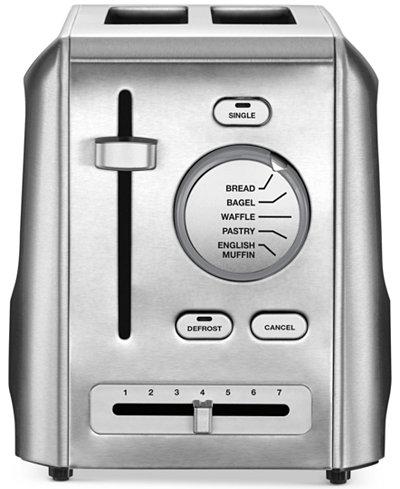 Cuisinart Cpt 620 Bread Amp Butter 2 Slice Toaster
