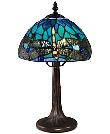 Classic Dragonfly Accent Table Lamp