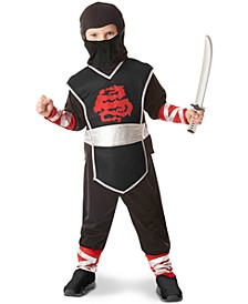 Kids' Ninja Role Play Costume Set