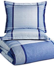 CLOSEOUT! Tommy Hilfiger Lambert's Cove King Comforter Set