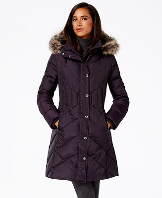 Macys women coats