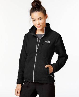 The North Face Denali Fleece Jacket - Jackets - Women - Macy's