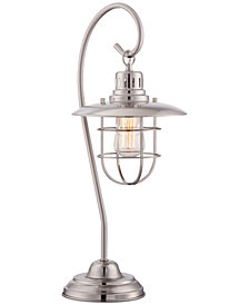 Lite Source Lanterna Metal Table Lamp