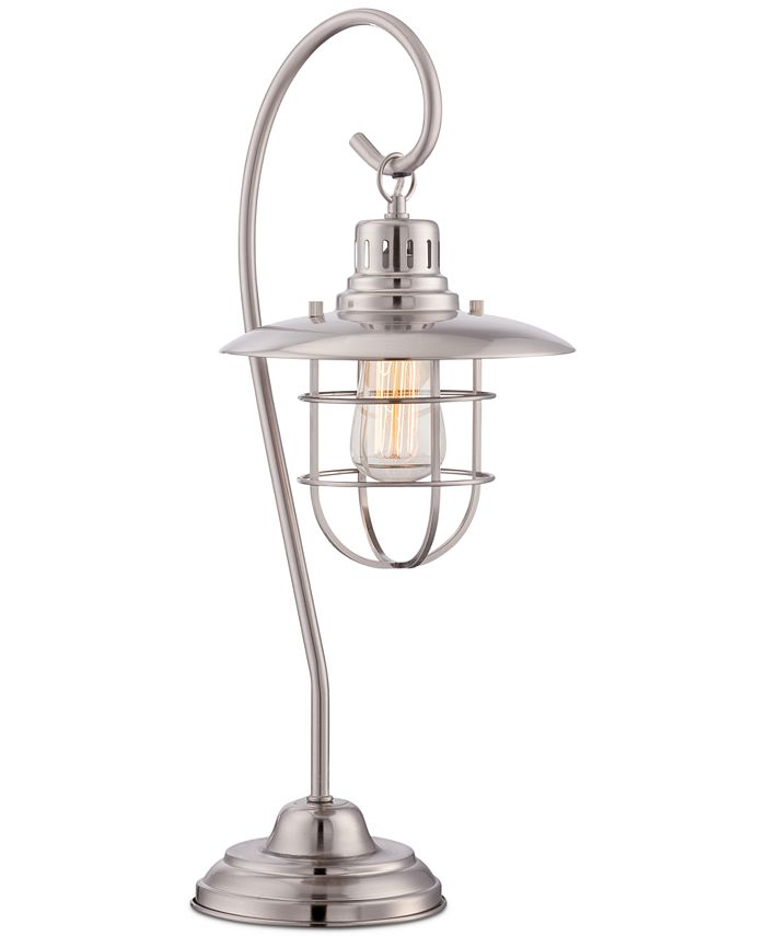 Lite Source - Lanterna Metal Floor Lamp