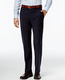 Calvin Klein X-Fit Solid Slim Fit Pants