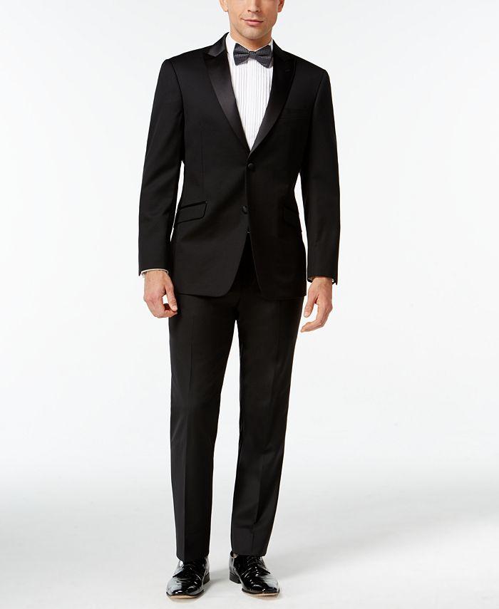 Tommy Hilfiger - Tuxedo Peak-Lapel Classic-Fit Suit Separates