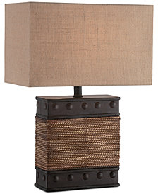 Lite Source Sailor Rope Deco Table Lamp