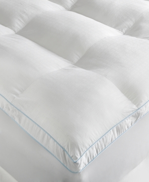 SensorGel Cool Fusion California King Fiberbed with Cooling Gel Beads Bedding