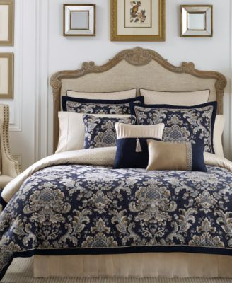 croscill imperial california king 4pc comforter set