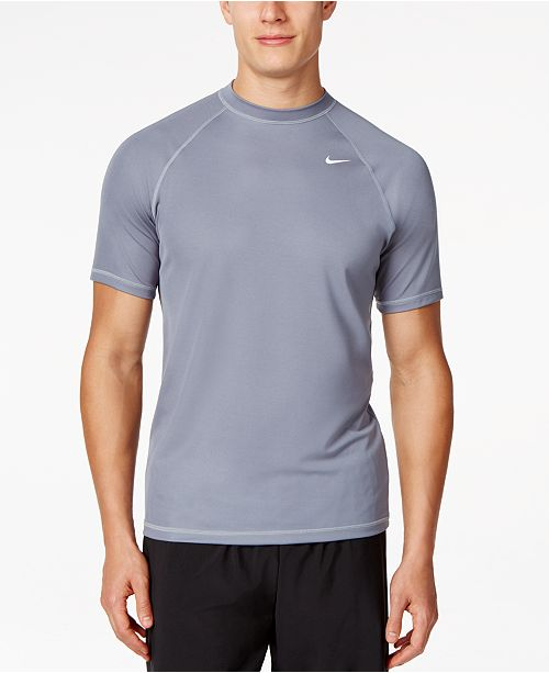 e01dbec5 Nike Dri-FIT UV Protection Swim Shirt & Reviews - Swimwear - Men ...