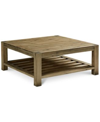 Canyon Coffee Table Created for Macys Furniture Macys