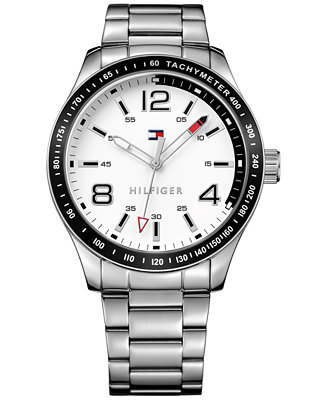 Tommy Hilfiger Men's Table Stainless Steel Bracelet