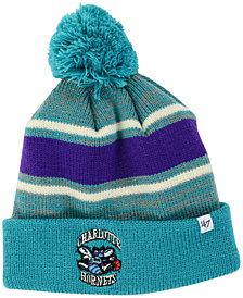 '47 Brand Charlotte Hornets Fairfax Knit Hat