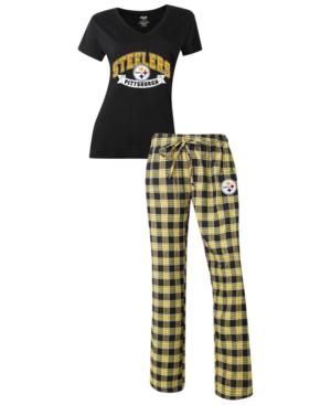 Women's Pittsburgh Steelers Medalist Sleep Set