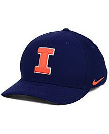 Nike Illinois Fighting Illini Classic Swoosh Cap