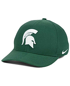 Nike Michigan State Spartans Classic Swoosh Cap