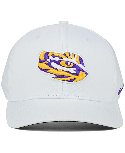 2f4ebf27 Nike LSU Tigers Classic Swoosh Cap & Reviews - Sports Fan Shop By ...
