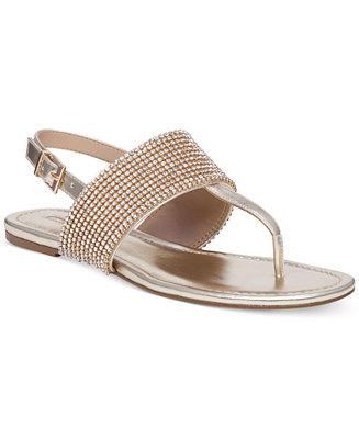 25134de79319d0 BCBGeneration Wander Flip-Flop Sandals - Sandals   Flip Flops - Shoes -  Macy s