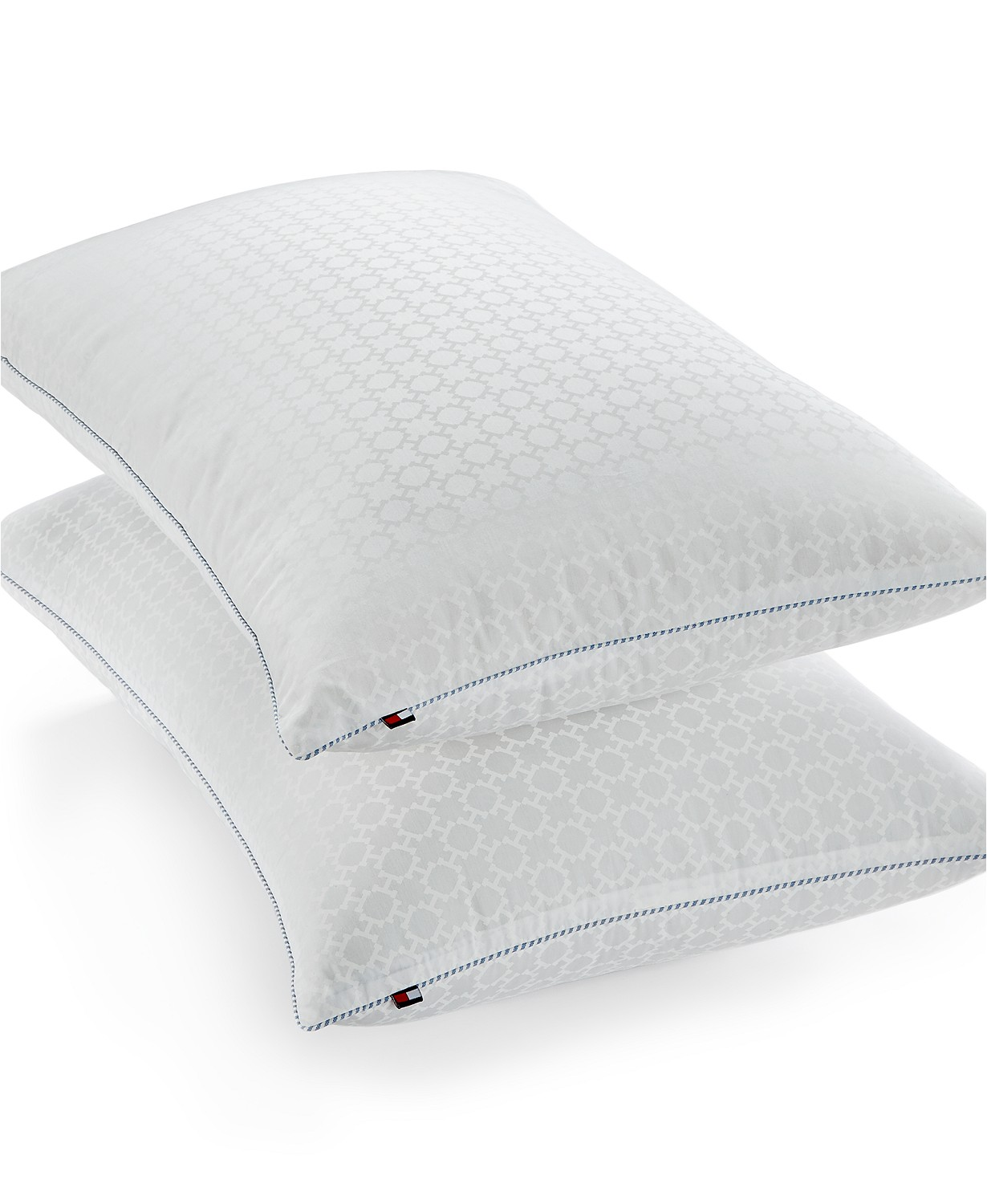 Tommy Hilfiger Home Corded Classic Down Alternative Pillow