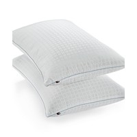 Tommy Hilfiger Home Corded Classic Down Alternative Soft/Medium-Density Standard/Queen Pillow