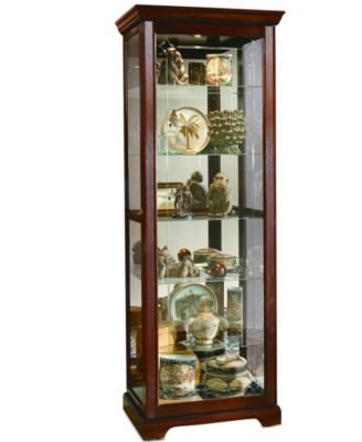 Curio Cabinets and China Cabinets - Macy's