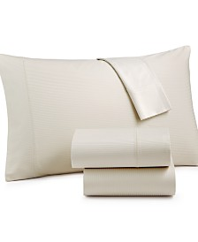 CLOSEOUT! Charter Club Sleep Cool Twin 3-pc Sheet Set, 400 Thread Count Hygro® Cotton, Created for Macy's
