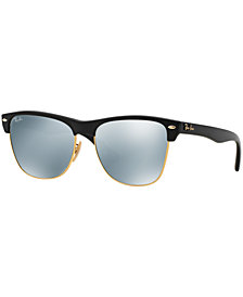 Ray-Ban Sunglasses, RB4175 57 CLUBMASTER OVERSIZED