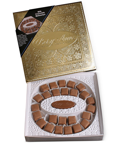 Betsy Ann 24-Pc Milk Chocolate Meltaways