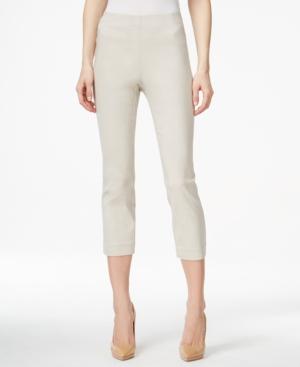 Style & Co Petite Pull-On Capri Pants
