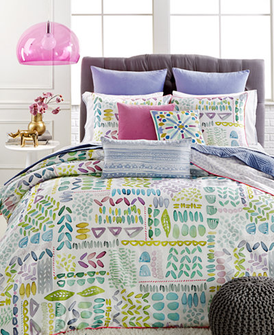 CLOSEOUT! bluebellgray Lola King Comforter Set