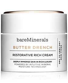 bareMinerals Butter Drench Restorative Rich Cream Moisturizer