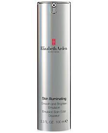 Elizabeth Arden Skin Illuminating Smooth and Brighten Emulsion, 3.4 oz