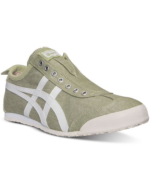new styles 9c3ae 2c6b7 Asics Men's Onitsuka Tiger Mexico 66 Slip-On Casual Sneakers ...