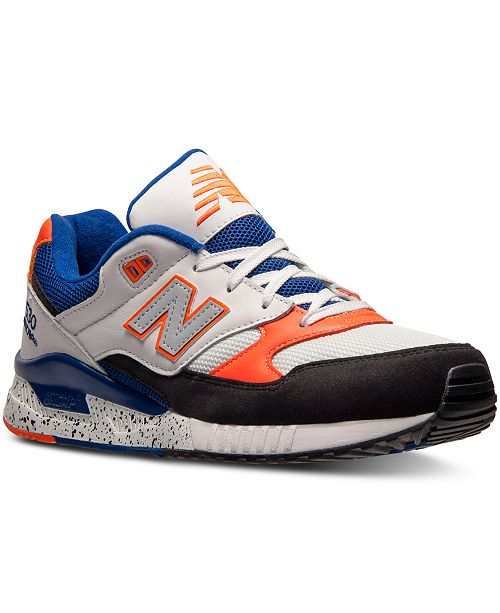 New Balance Men's 530 '90s Athletics Casual Sneakers from Finish Line