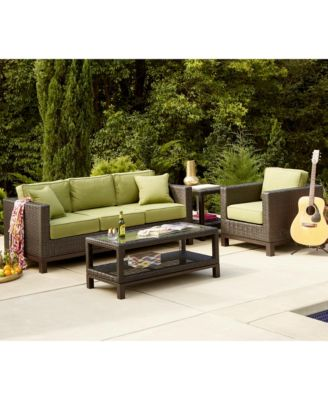 Katalina Outdoor Seating Collection with Sunbrella® Cushions Created for Macyu0027s  sc 1 st  Macyu0027s & Clearance/Closeout Outdoor Furniture - Macyu0027s