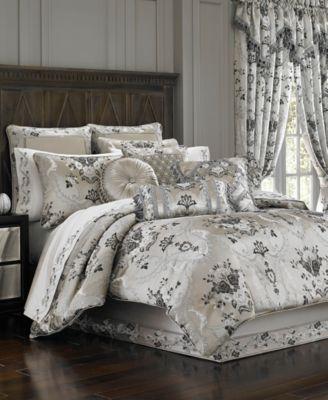 Alessandra Queen 4-Pc. Comforter Set