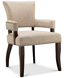 Cali Dining Armchair, Quick Ship
