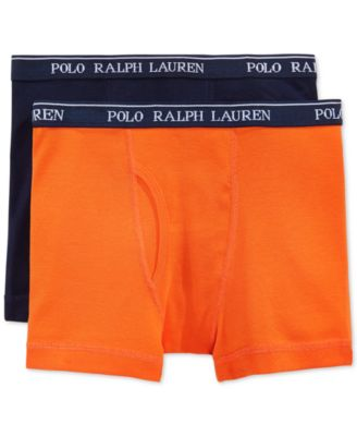 Image of Polo Ralph Lauren Boys' or Little Boys' 2-Pack Boxer Briefs