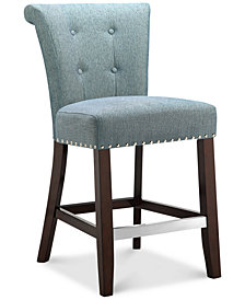 Farah Counter Stool, Quick Ship