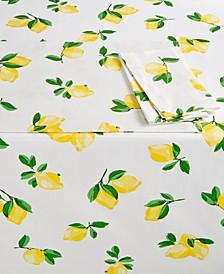 Make Lemonade Table Linens Collection
