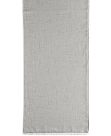 "French Perle 70"" Dove Gray Runner"