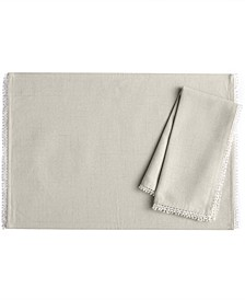 "French Perle 19"" x 19"" Napkin"