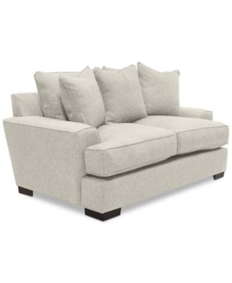 Ainsley Loveseat Created for Macyu0027s  sc 1 st  Macyu0027s : chaise lounge loveseat - Sectionals, Sofas & Couches